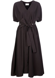 3.1 Phillip Lim Utility belted midi dress