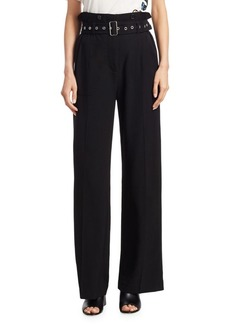 3.1 Phillip Lim Utility Belted Pants