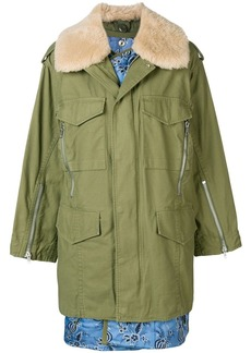 3.1 Phillip Lim Utility Jacket With Inner Vest