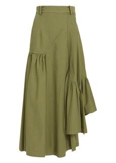 3.1 Phillip Lim Utility Layered Maxi Skirt