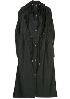3.1 Phillip Lim utility parachute duster raincoat