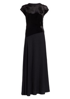 3.1 Phillip Lim V-Back Maxi Dress