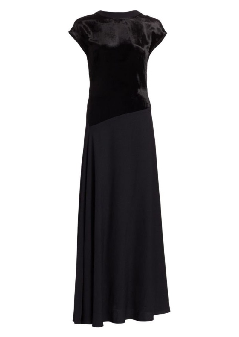 3.1 Phillip Lim V-Back Maxi Dress