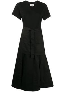 3.1 Phillip Lim V-neck belted midi-dress