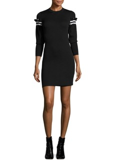 3.1 Phillip Lim Victorian Sport Ruche Dress