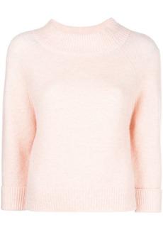 3.1 Phillip Lim wide collar knit sweater