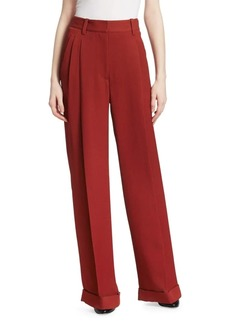 3.1 Phillip Lim Wide-Leg Crepe Pants