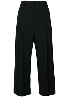 3.1 Phillip Lim wide leg cropped trousers