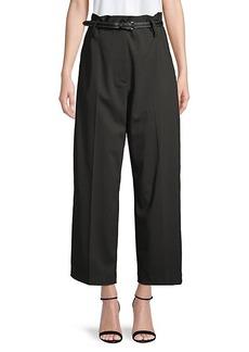 3.1 Phillip Lim Wide-Leg Wool-Blend Pants