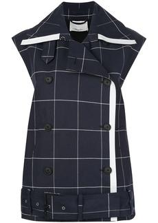 3.1 Phillip Lim Window Pan trench-style vest