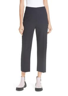 Women's 3.1 Phillip Lim Grosgrain Side Stripe Wool Pants