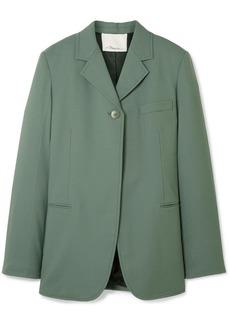 3.1 Phillip Lim Wool-blend Crepe Blazer