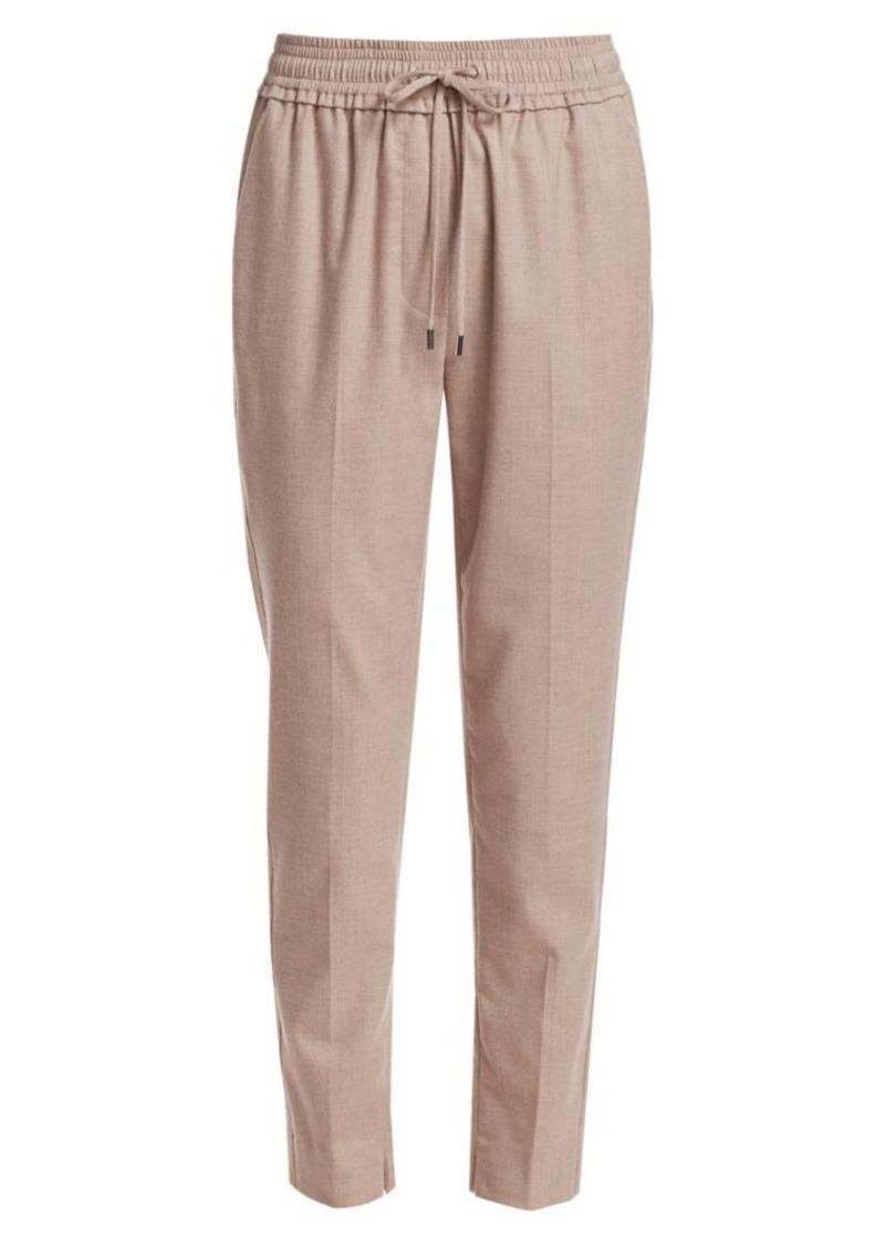 3.1 Phillip Lim Wool-Blend Side Tape Track Pants