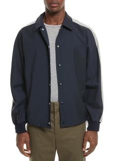 3.1 Phillip Lim Wool Coachs Jacket