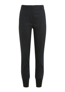 3.1 Phillip Lim Wool Pants with Cuffed Ankles