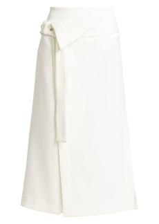 3.1 Phillip Lim Wrap Midi Skirt