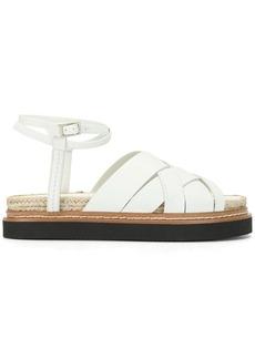 3.1 Phillip Lim Yasmine espadrille flatform sandals