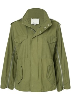 3.1 Phillip Lim zip detail field jacket