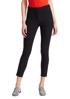 3.1 Phillip Lim Zip Hem Cropped Leggings