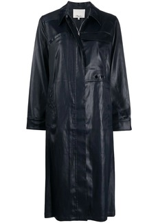 3.1 Phillip Lim zip-up over coat