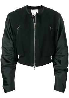 3.1 Phillip Lim zipped bomber jacket