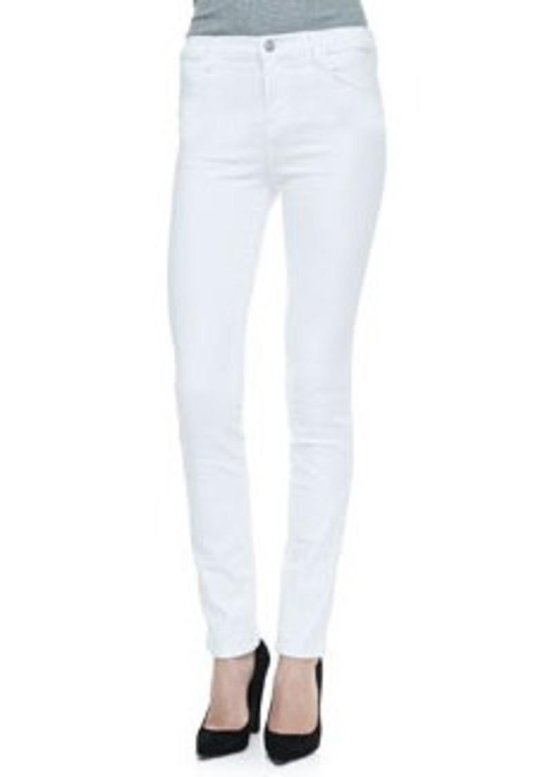 J Brand 2112 High Rise Rail Jeans, Blanc   2112 High Rise Rail Jeans, Blanc