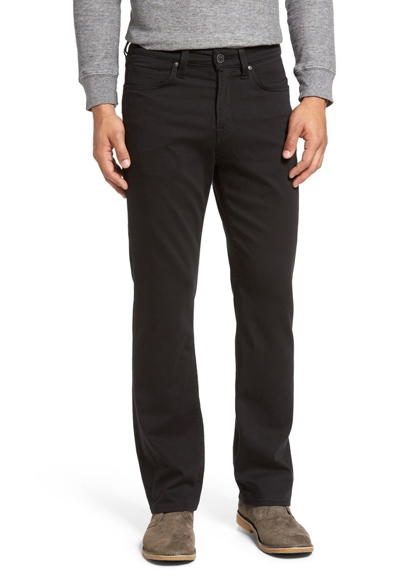 34 Heritage Charisma - Select Relaxed Fit Jeans (Select Double Black)