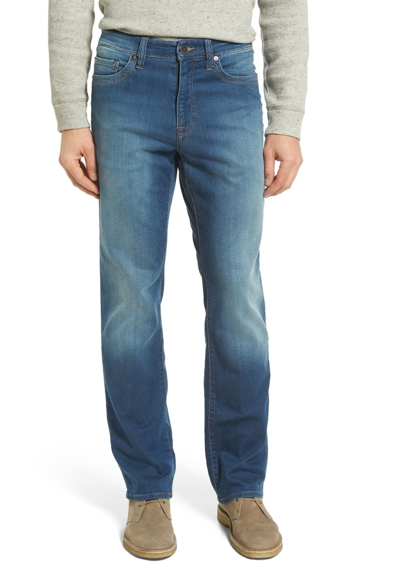 34 Heritage Charisma Relaxed Fit Jeans (Mid Cashmere)