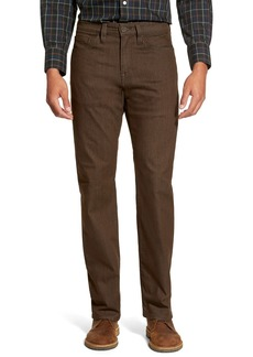 34 Heritage 'Charisma' Relaxed Fit Jeans (Brown Comfort) (Regular & Tall)