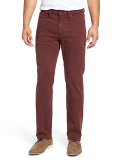 34 Heritage Charisma Relaxed Fit Pants (Bordeaux Twill)