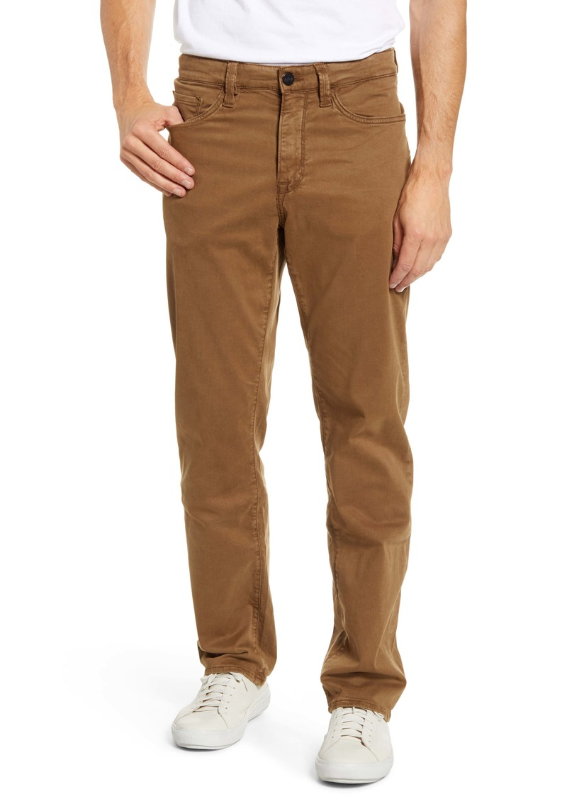 34 Heritage Charisma Slim Straight Leg Jeans (Tobacco Twill)