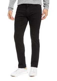 34 Heritage Cool Slim Straight Leg Jeans (Black Vintage Comfort)