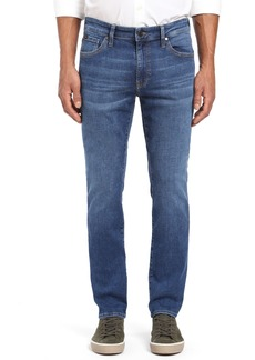 34 Heritage Cool Slim Straight Leg Jeans (Mid Indigo Cashmere)