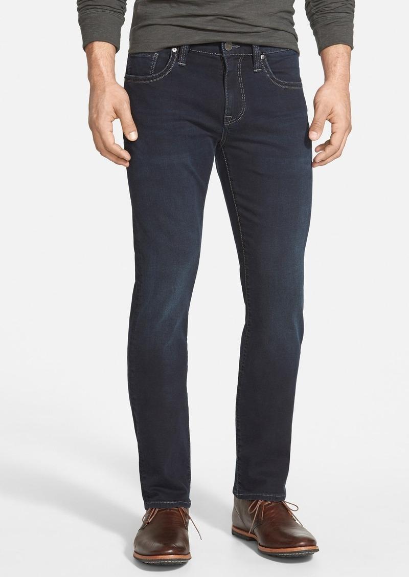 34 Heritage Courage Straight Leg Jeans (Midnight Austin)