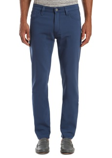 34 Heritage Courage Slim Straight Leg Commuter Five-Pocket Pants (Cobalt Commuter)