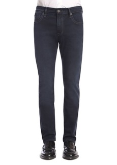 34 Heritage Courage Straight Fit Jeans in Midnight Austin