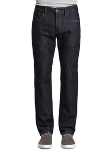 34 Heritage Courage Straight-Leg Jeans