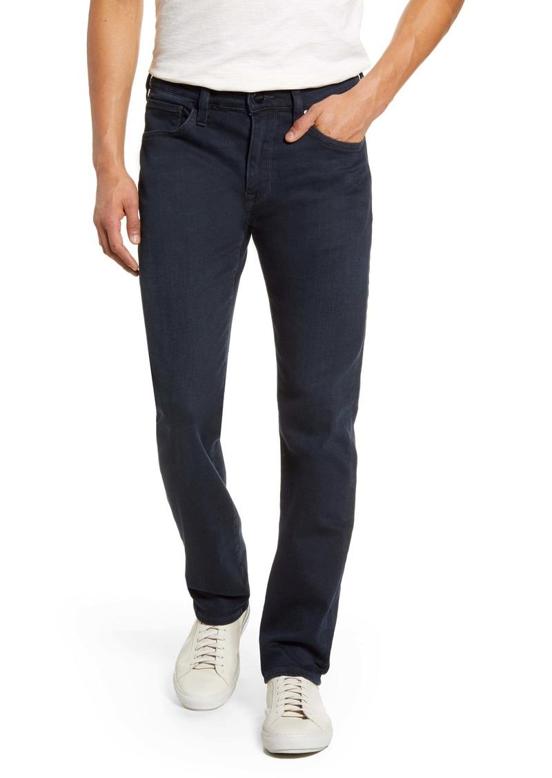 34 Heritage Courage Straight Leg Jeans (Dark Shaded)