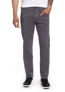 34 Heritage Courage Straight Leg Jeans (Grey Diagonal)