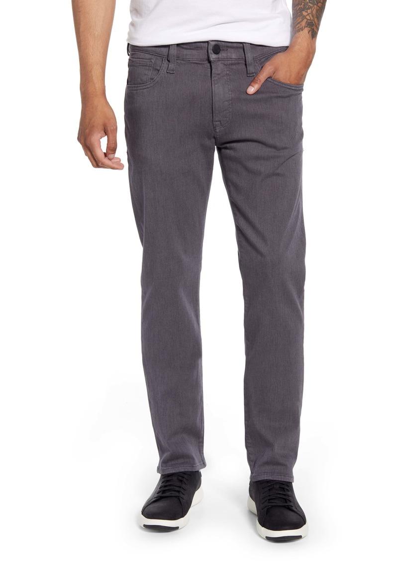 34 Heritage Courage Straight Leg Jeans (Grey Diagonal)