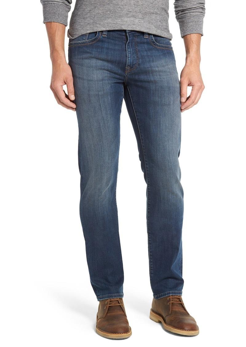 34 Heritage Courage Straight Leg Jeans (Mid Vintage)