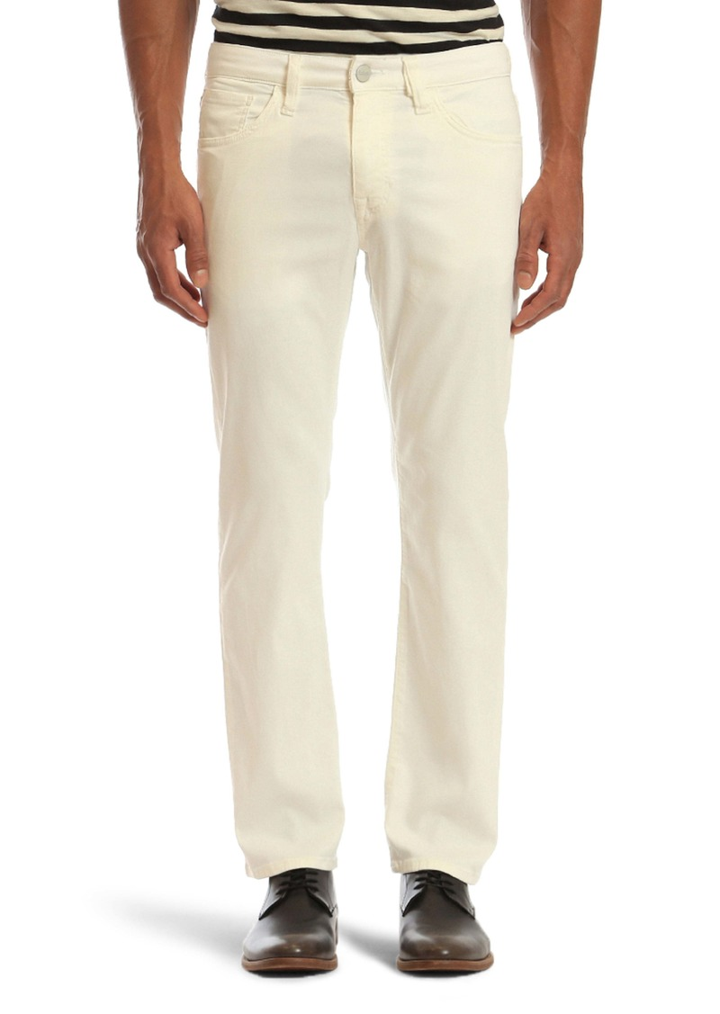34 Heritage Courage Straight Leg Jeans (Natural Soft Touch)