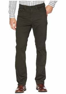 34 Heritage Charisma Relaxed Fit in Dark Green Twill