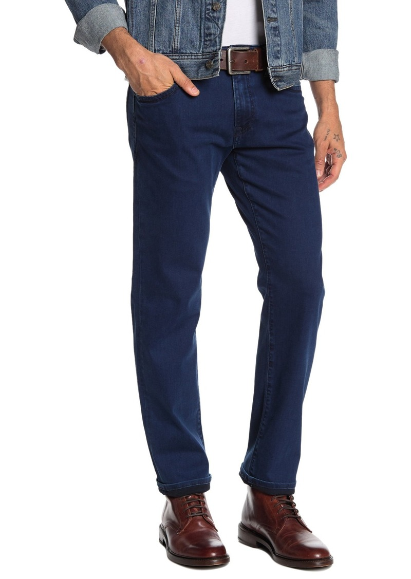 """34 Heritage Courage Mid Rise Straight Jeans - 34-36"""" Inseam"""