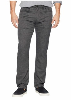 34 Heritage Courage Straight Leg in Grey Feather Tweed