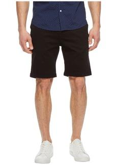 34 Heritage Nevada Shorts in Black Twill