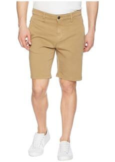 34 Heritage Nevada Shorts in Khaki Twill