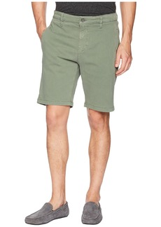 34 Heritage Nevada Shorts in Moss Twill