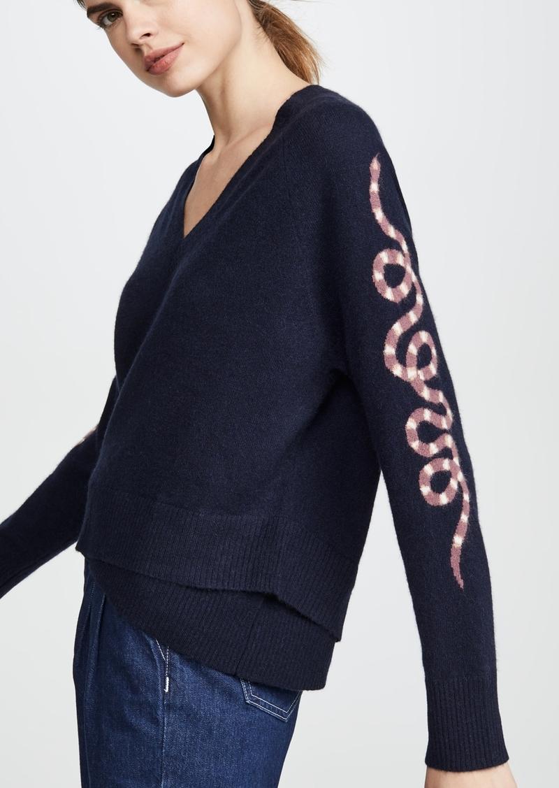 360 Cashmere 360 SWEATER Beatrice Cashmere Sweater