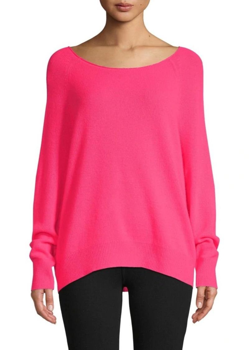 360 Cashmere Bateau-Neck Cashmere Sweater